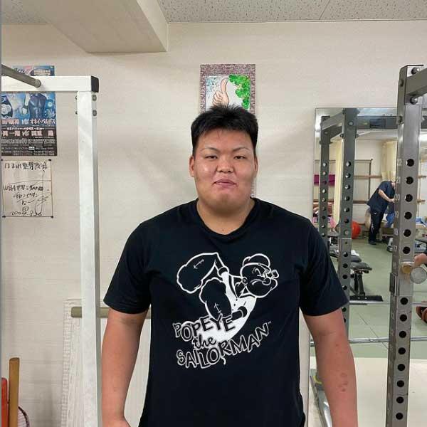 近畿大学相撲部:神崎大河様