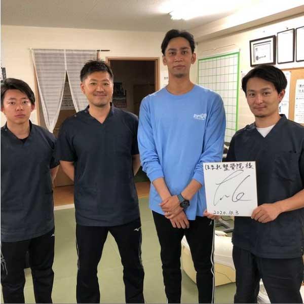 元日本ハムファイターズ:ダース・ローマシュ匡投手
